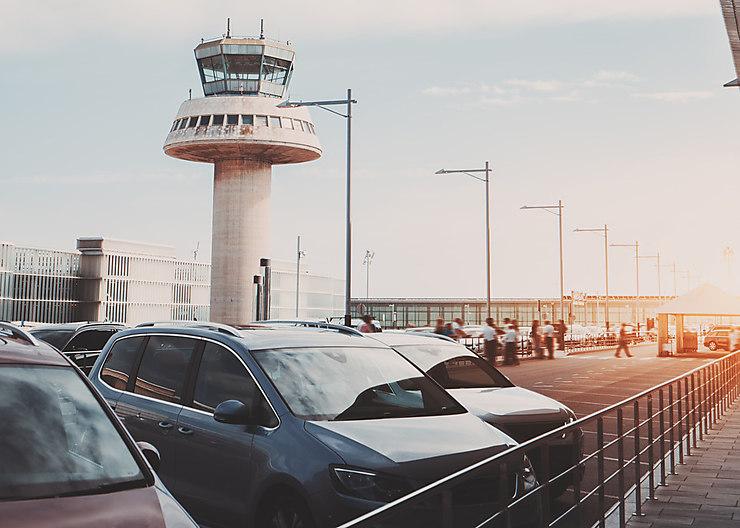 Aéroport Parking