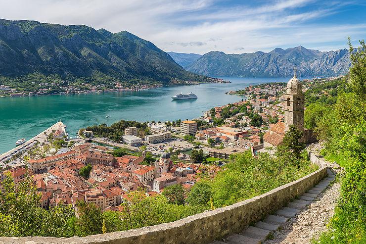 Monténégro : les bouches de Kotor, un « fjord » en Méditerranée