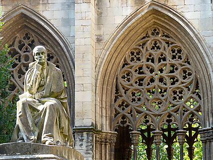 Cathédrale Sant Pere (Saint Pierre) - Cloître