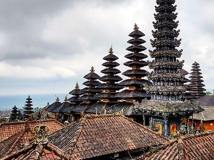 Temple de Pura Besakih, Bali