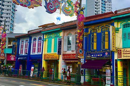 Little India, Singapour