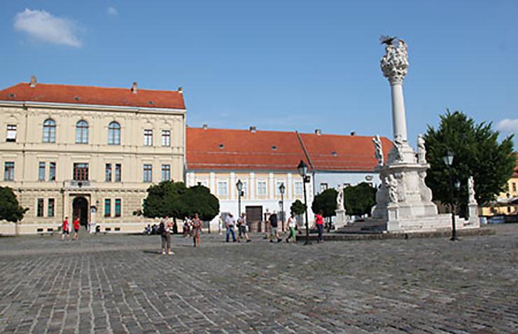 La citadelle d'Osijek (Tvrđa)
