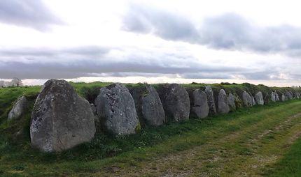 Tombe mégalithique de Gronsalen