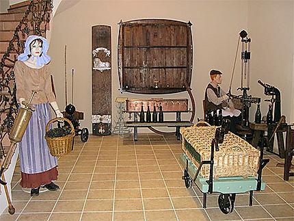 Musée de la Vigne et du Champagne à Trélou-sur-Marne