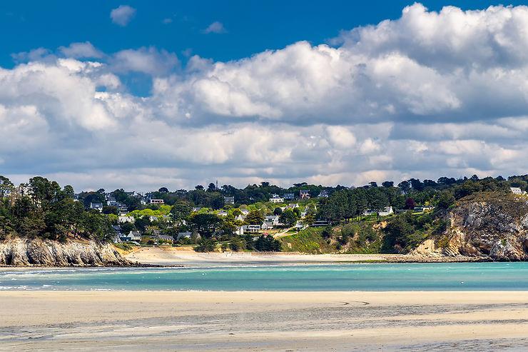 Plages de la presqu'île de Crozon, Finistère