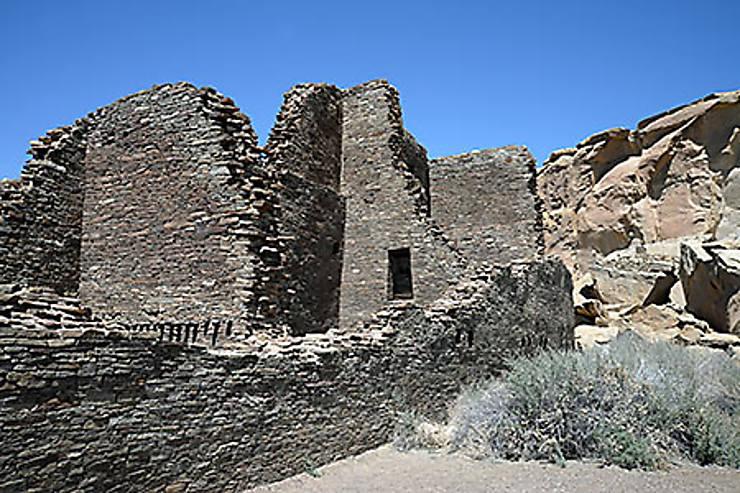 Sur les traces d'une civilisation méconnue au Nouveau-Mexique