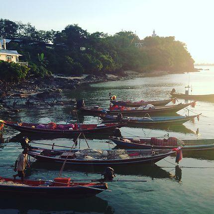 Port de Surat Thani