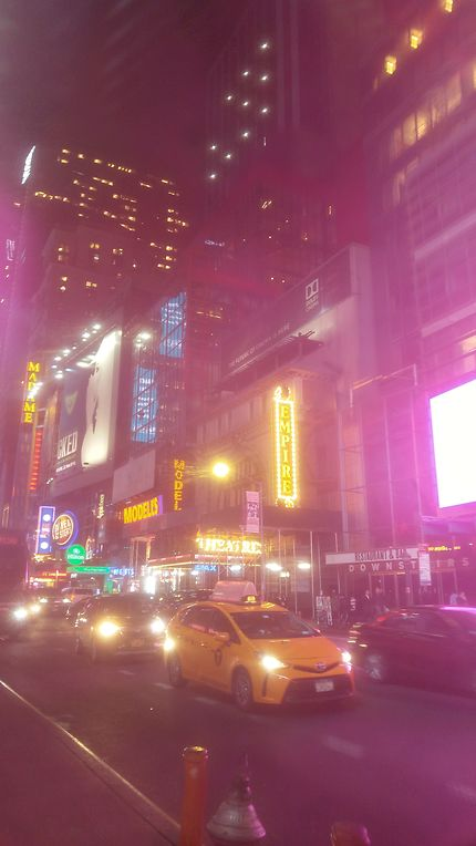 Un jour, j'irai à New York avec toi