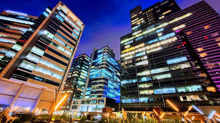 Centre d'Affaires d'Usaquen, Bogota, Colombie