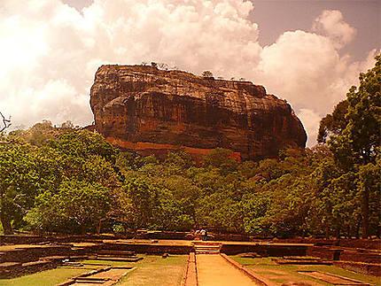 Magique Rocher de Sigiriya