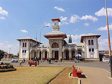 La gare d'Antsirabe