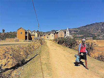 Village proche d'Ambositra