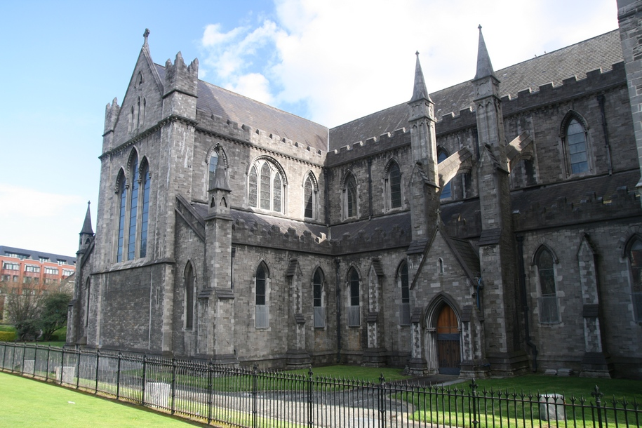 Saint Patrick's Cathedral - Dublin