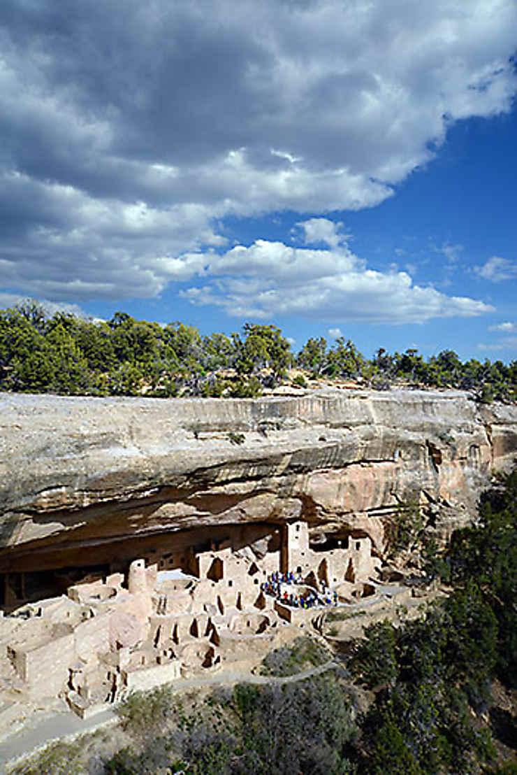 Parc de Mesa Verde : le mystère pueblo