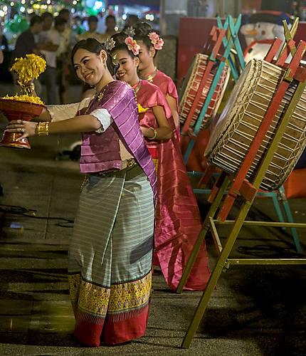 La danseuse de Chiang Mai