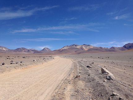 Excursion magique en Bolivie
