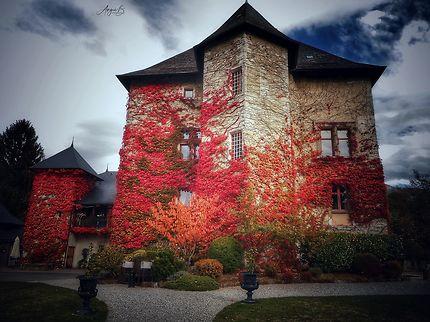 Château de Candie, Chambéry