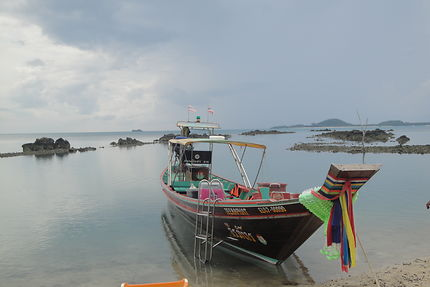 Bateau sur Ko Tao