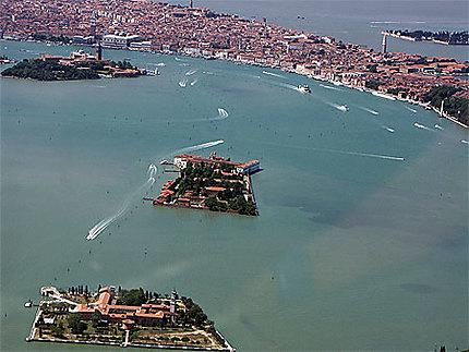 Survol de Venise