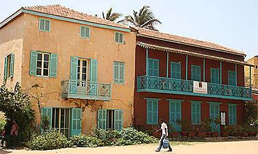 Île de Gorée (au large de Dakar)