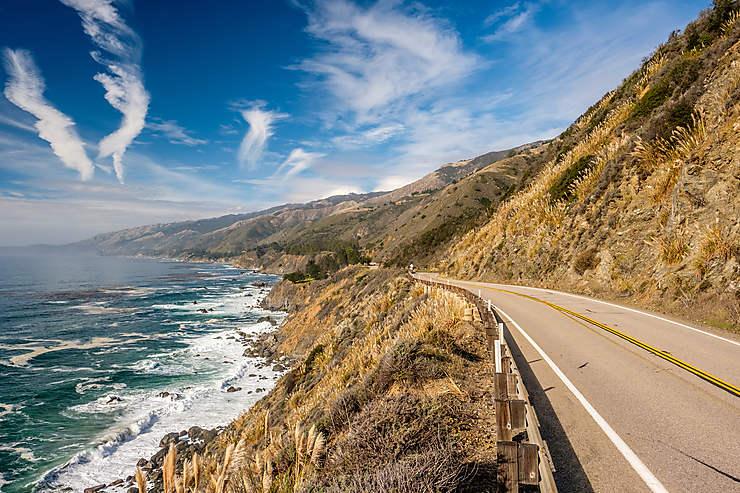 Pacific Coast Highway 1 (Californie)