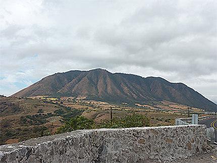 Montagne de la Sierra Madre