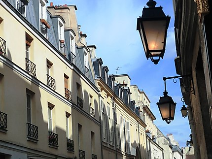Rue Charles V