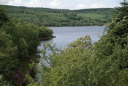Trecastle USK Reservoir
