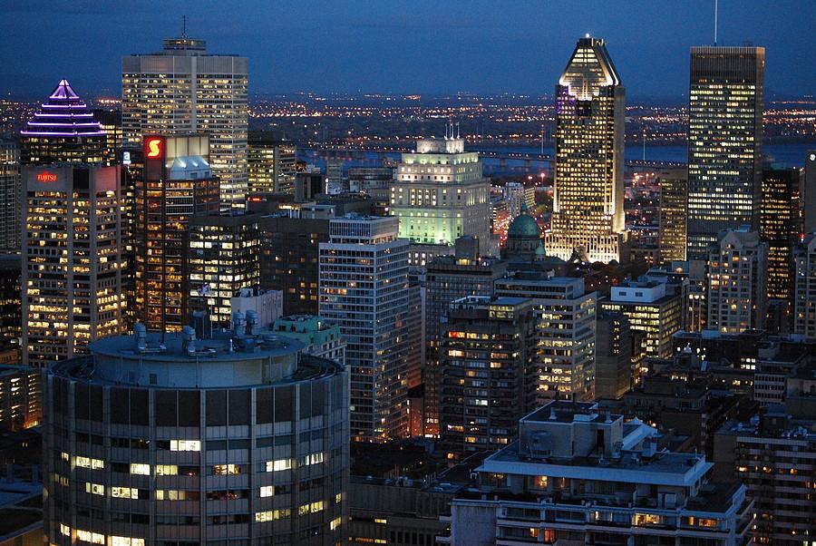 Centre-ville - Montréal