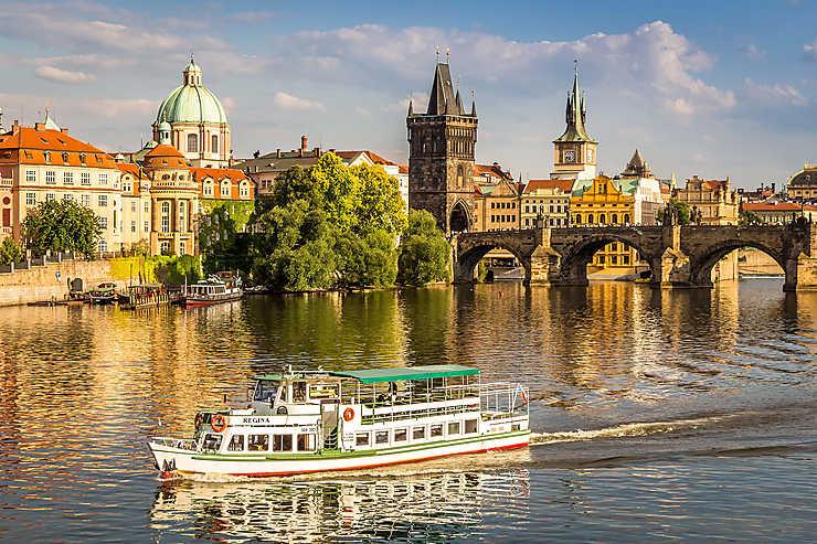 Trois jours à Prague