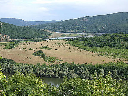 Lac d'Ivaïlovgrad