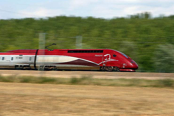 Bon plan - Thalys : partez à deux et bénéficiez du Premium à tarif réduit