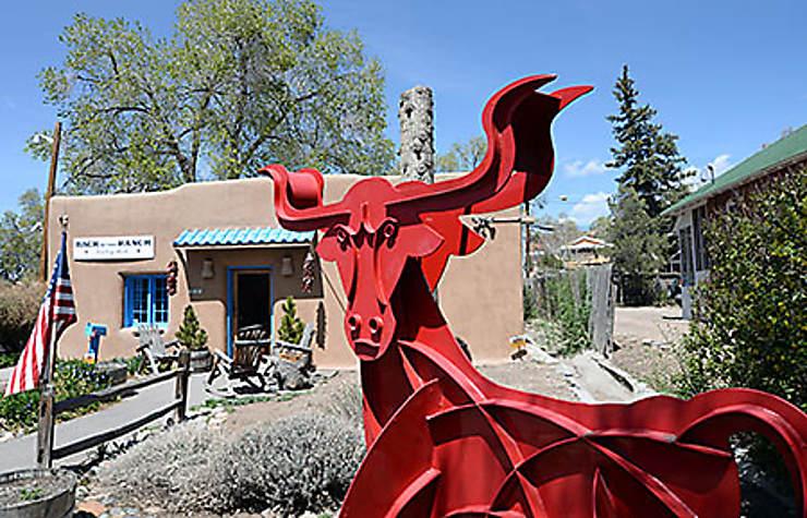 Santa Fe, capitale de l'art contemporain