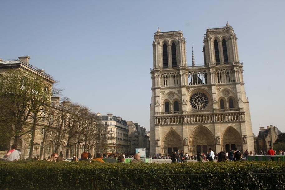 Cathédrale Notre-Dame de Paris - Paris