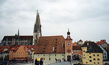 Regensburg (Ratisbonne)
