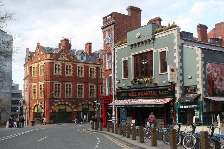 Dublin (Baile Átha Cliath) - Irlande