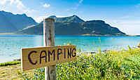 L'histoire du camping