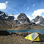 Laguna Chiar Khota - Condoriri