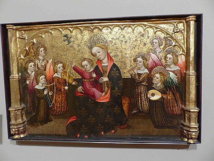 Musée Episcopal de Vic - Oeuvre d'art
