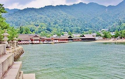 Myyajima Sanctuaire Itsu-Shrine