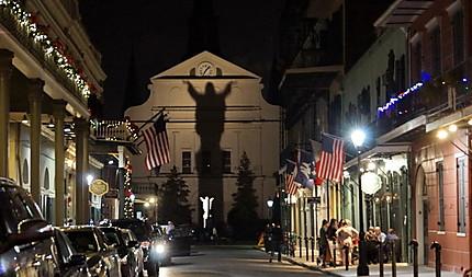 Eglise à La Nouvelle-Orléans