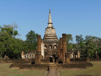 Site historique de Si Satchanalai