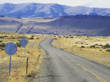 Route de Patagonie, Chili