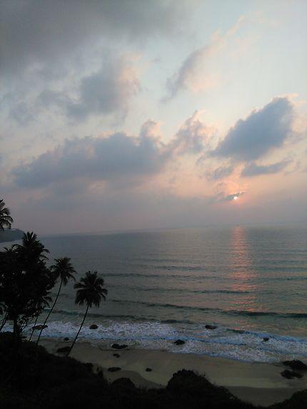 Goa et ses sublimes plages