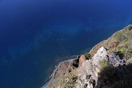 """Le """"Cabo Girao"""" vu du haut"""