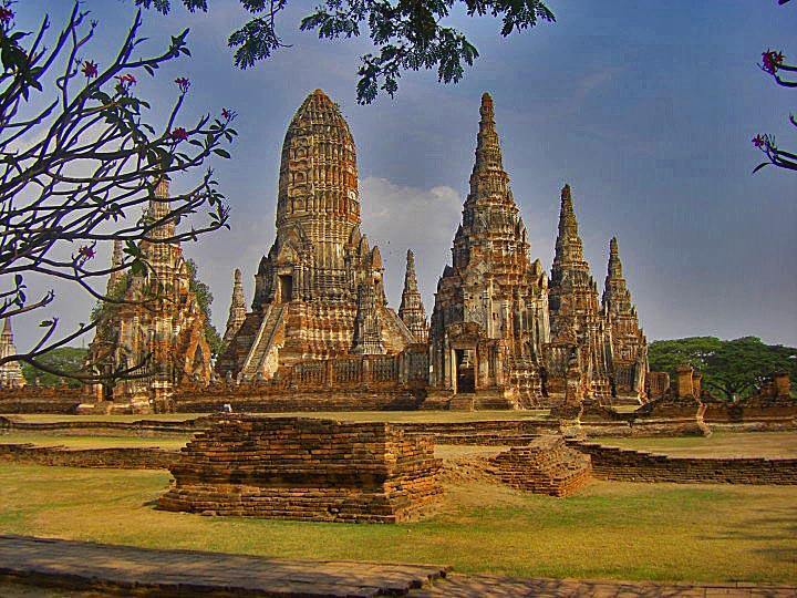 Ayutthaya - Thaïlande