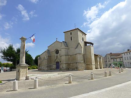 Eglise de Coulon