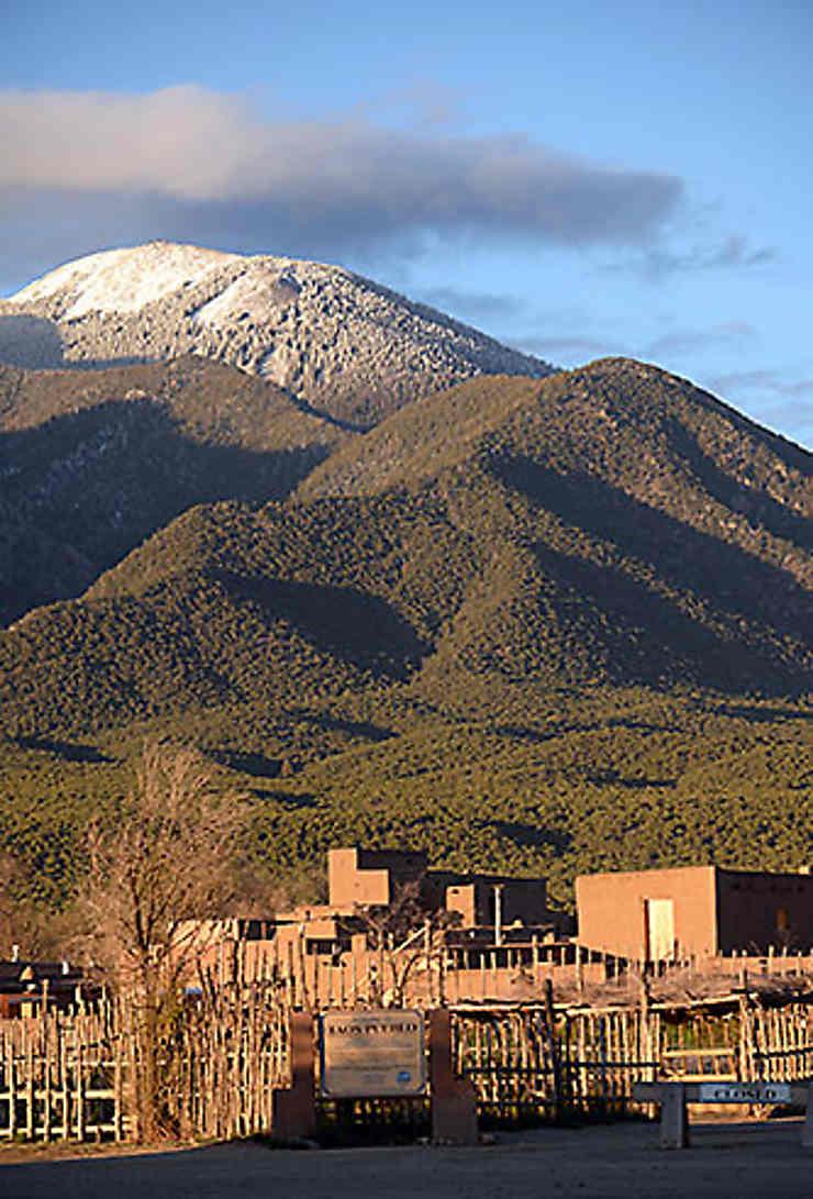 Les villages pueblos aujourd'hui