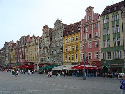 Wroclaw : rynek