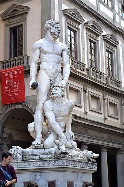 Statue à Florence